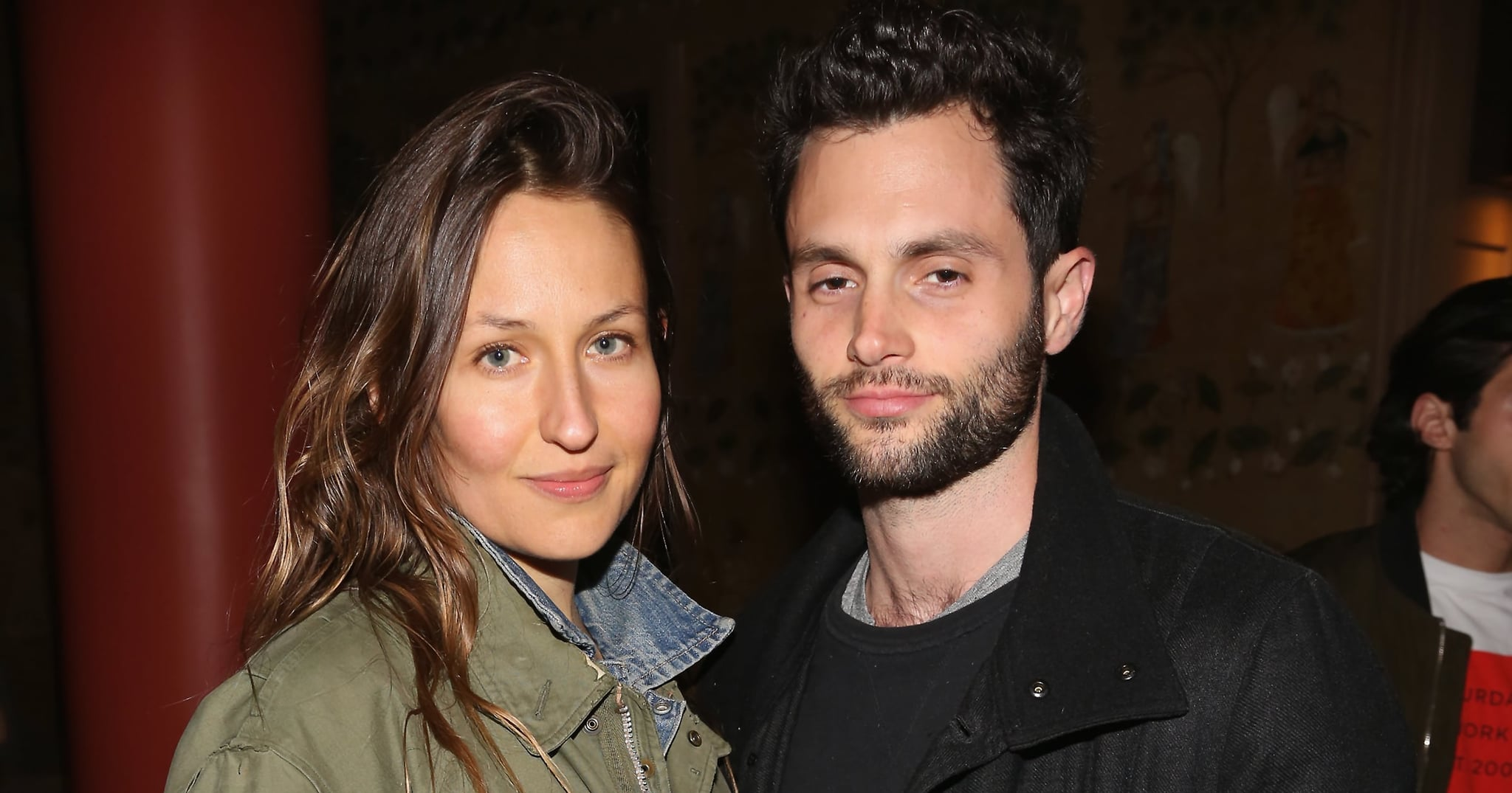 Penn Badgley and Domino Kirke Will Reportedly Have Their Baby in LA, Thanks to Netflix's You