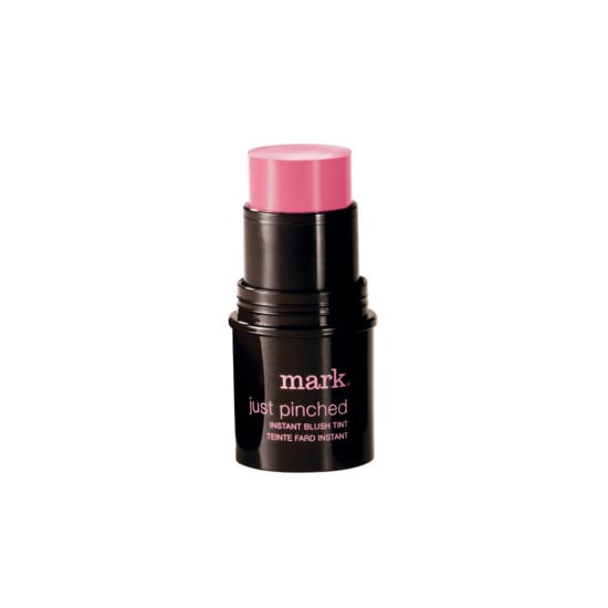 Fake that springtime flush with Mark Just Pinches Instant Blush Tint in Cheeky ($9), a beautiful pastel pink.