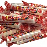 Smarties, 60 Pieces ($7)
