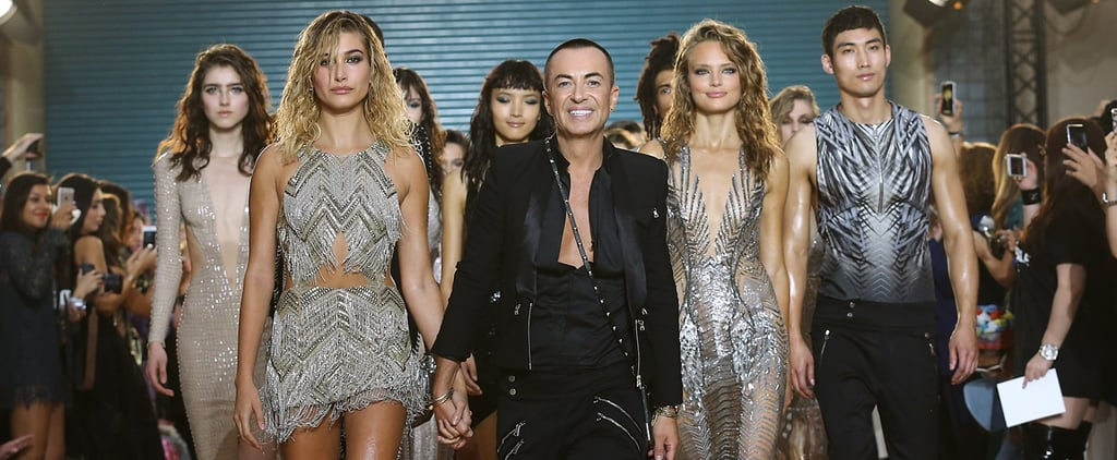 See Julien Macdonald's Sexy Spring 2017 Show