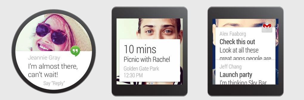 Android Wear Preview