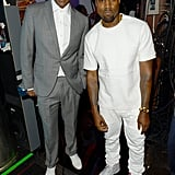 "Jay Z = 6'2"", Kanye West = 5'8"""