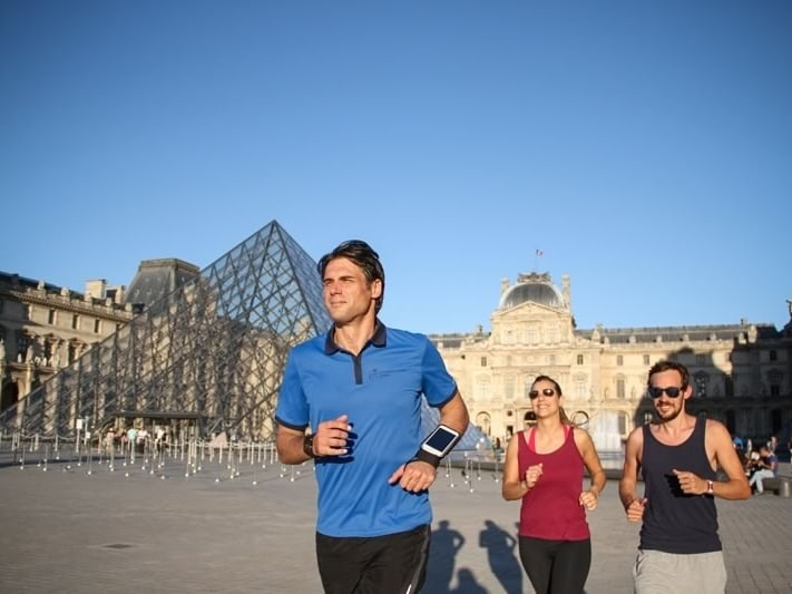 A Running Tour Through Paris, NBD