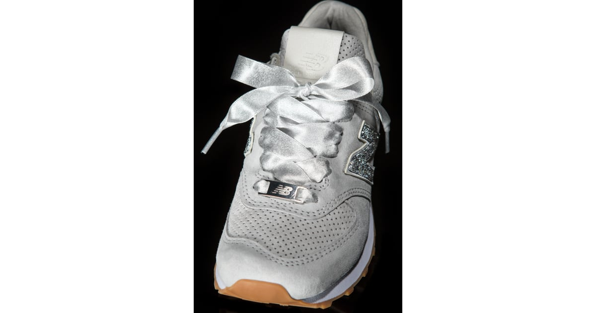 Customize Your Own Pair of the Heavenly Shoes Ahead | New Balance Swarovski Crystal Sneakers | POPSUGAR Fashion Photo 8  sc 1 st  Popsugar & Customize Your Own Pair of the Heavenly Shoes Ahead | New Balance ...