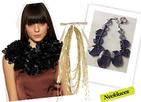 Anthropologie Monumental Necklace ($168)