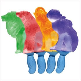 Animal Popsicle Molds
