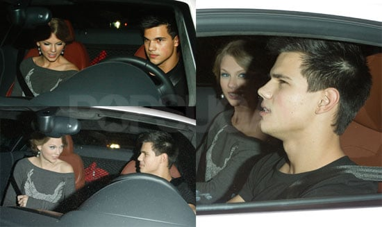 Photos of Taylor and Taylor