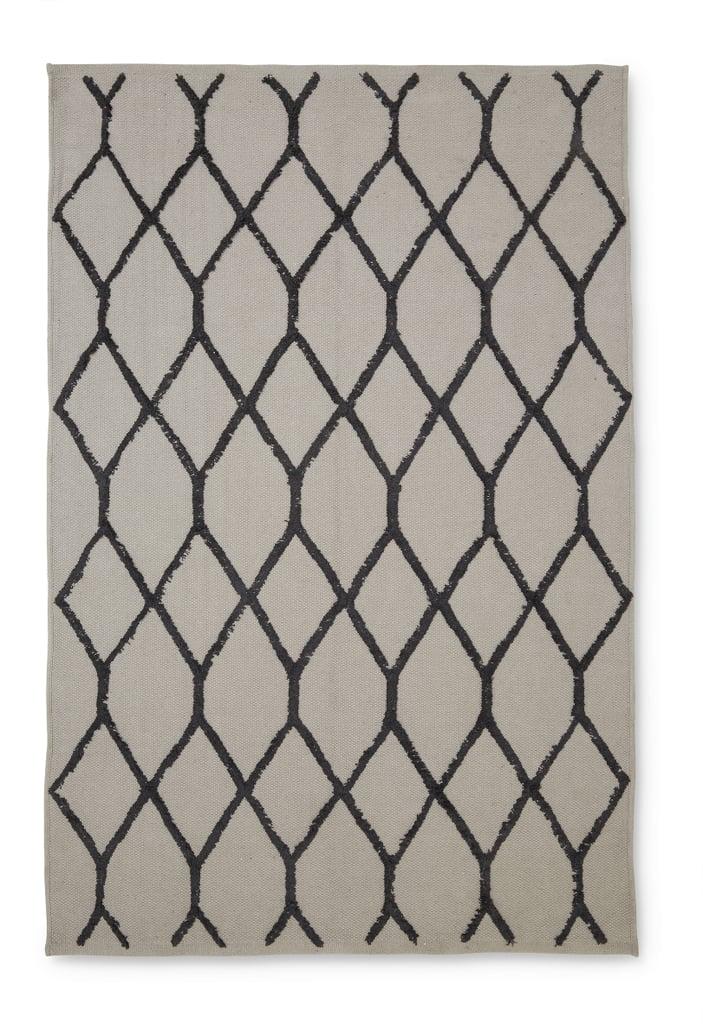 Woven Cotton Area Rug, $49.99