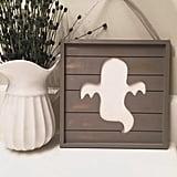 Ghost Cutout Hanger