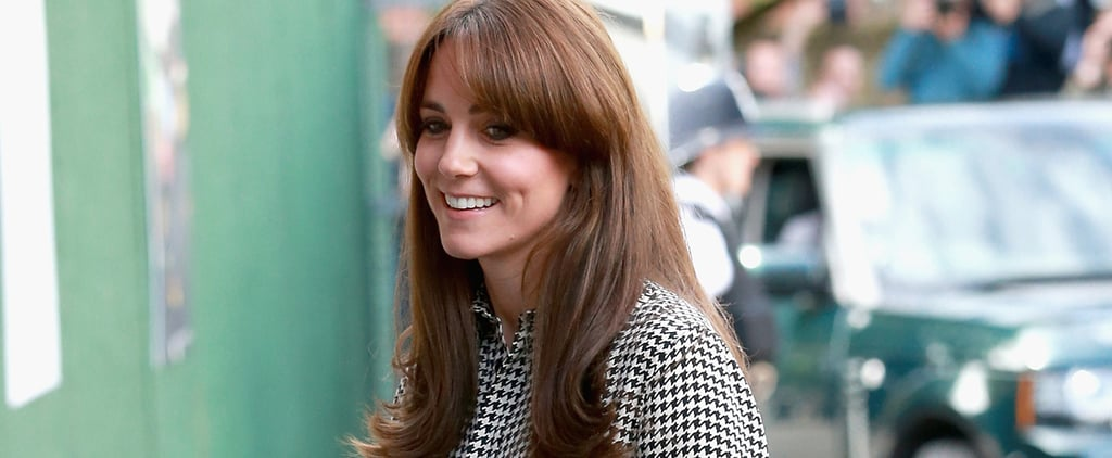 Kate Middleton's Fall Dress Is Perfect For Getting Down to Business