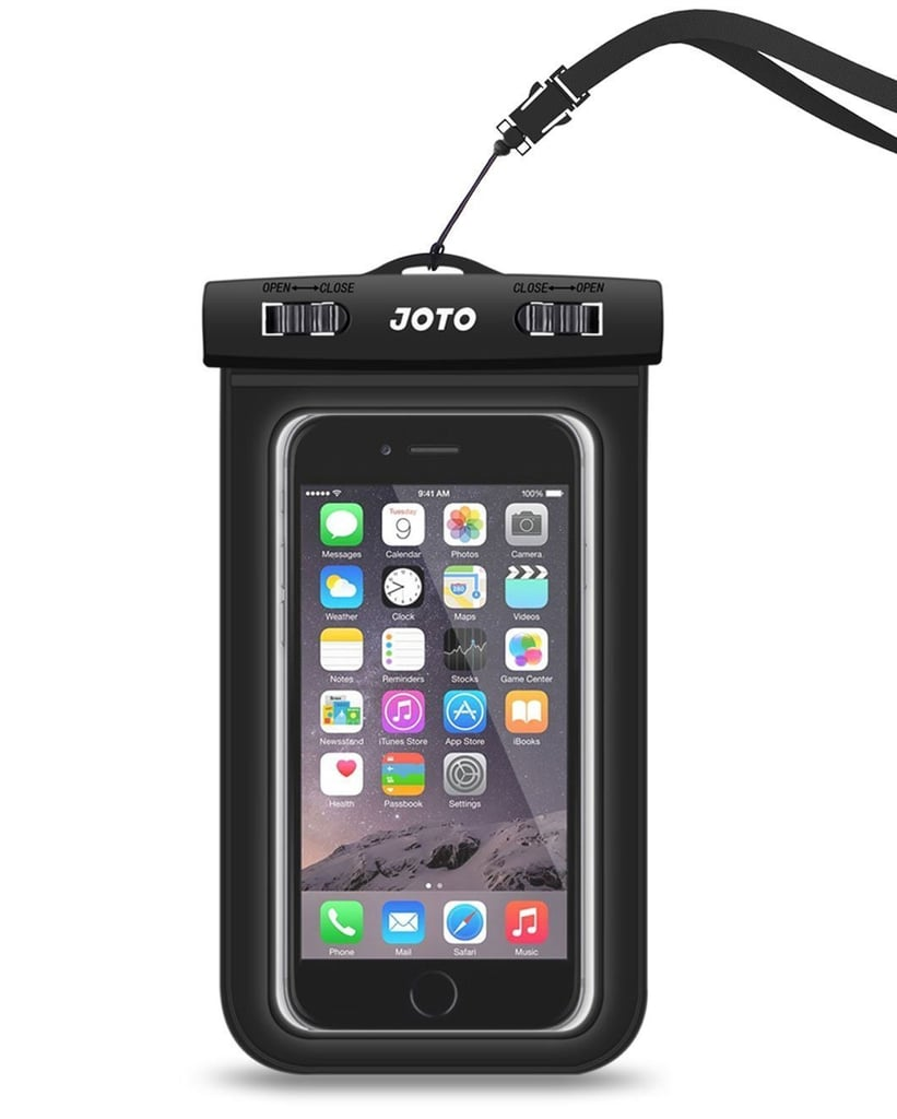 A Waterproof iPhone Case For Vacations