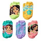 Elena of Avalor Girls 5 pack Socks ($6, originally $12)
