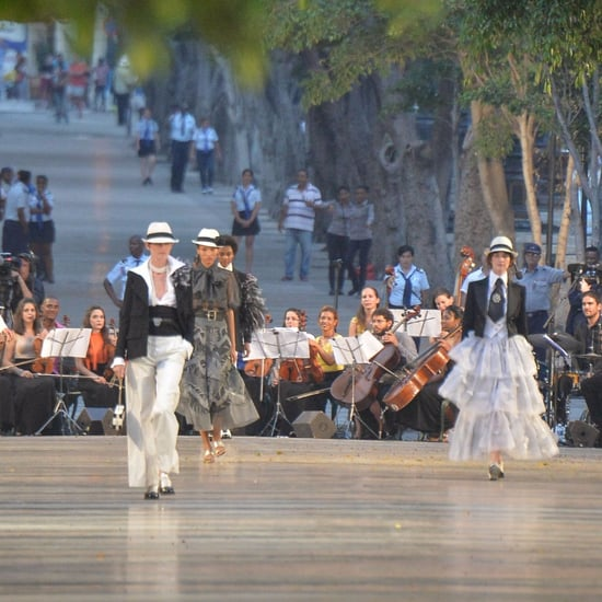 Chanel Cruise Collection in Cuba
