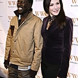 Okello Kelo Sam and Mary Louise Parker made it out for the 7th annual Worldwide Orphans Foundation Benefit Gala.