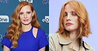 Jessica Chastain Just Cut Off All Her Hair —and It's Never Looked Better