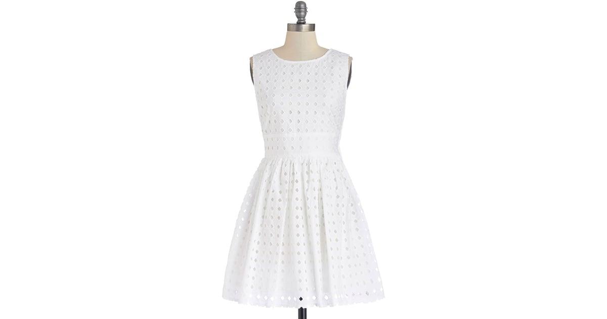 Bb Dakota White Eyelet Dress White Dresses For Summer