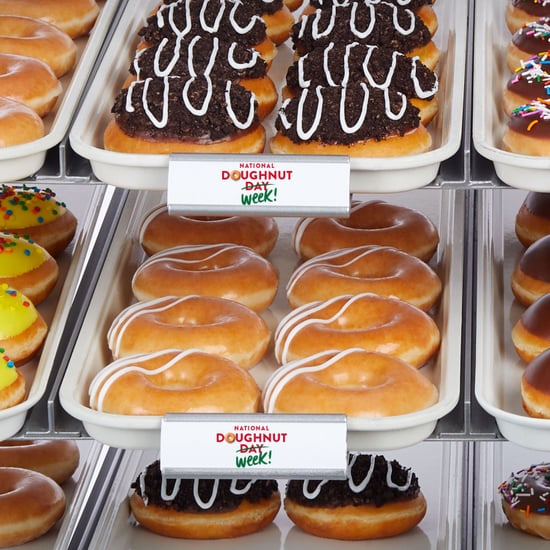 How to Get Free Krispy Kreme During National Doughnut Week
