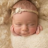 Gas or Smiles? It Doesn't Matter Because These Newborn Photos Are Just Too Cute!
