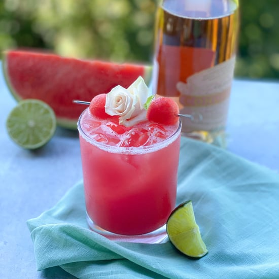 Watermelon Rosé Margarita Recipe
