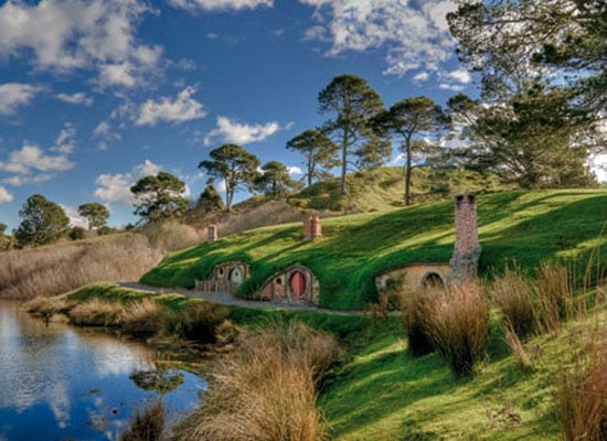 4 Lord of the Rings-Inspired Destinations