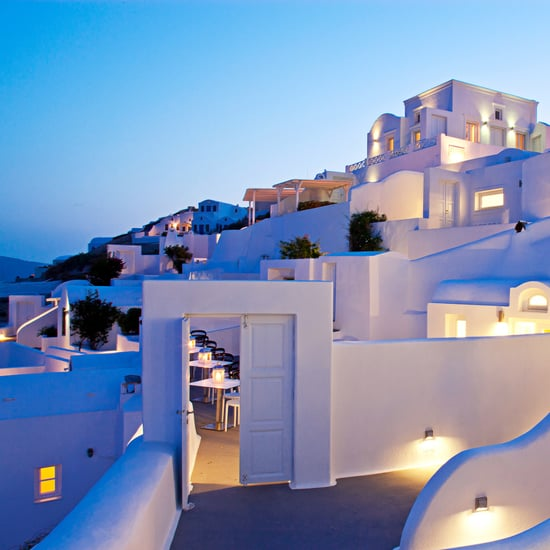 Canaves Oia Hotel Santorini Greece Review