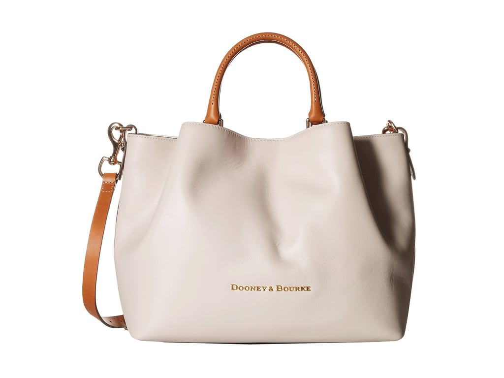 6fdc08aec72 Dooney   Bourke City Large Leather Barlow Tote   Angelina Jolie ...