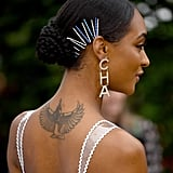 Jourdan Dunn's Decorative Hair Grips