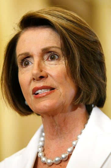 Say What? Nancy Pelosi Answers Healthcare Protestors