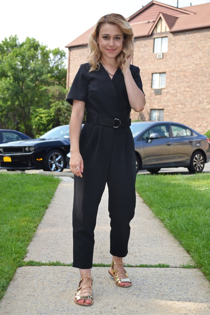 Item: Topshop Judo Wrap Jumpsuit ($115) Why I Bought It: The lazy girl in me is all for one-and-done items. This is another piece that works year-round!