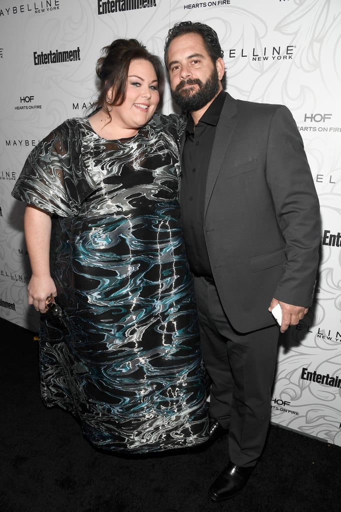It looks like Chrissy Metz has changed her mind about concealing her boyfriend's identity. The This Is Us star was all smiles as she stepped out with beau Josh Stancil, who is a cameraman on the show, at Entertainment Weekly's SAG Award nominees party in LA on Saturday. While her man donned a gray suit and a black button-down, Chrissy looked stunning in a blue and silver gown. After making their red carpet debut as a couple, the two stayed close as they mingled with a few stars during the event. We're so glad she finally decided to introduce her love to the world, because they make one adorable pair!       Related:                                                                6 Fun Facts About This Is Us's Rising Star Chrissy Metz                                                                   This Is Us: The Best Pictures of the Cast During Award Season