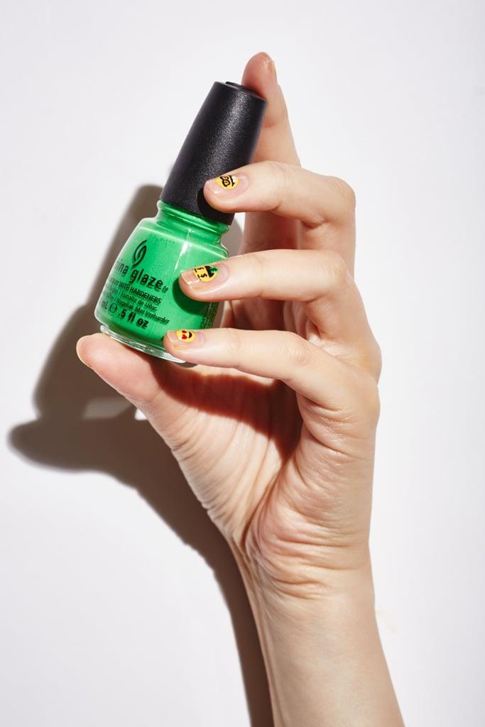 Tech Nail Art Popsugar Beauty Australia
