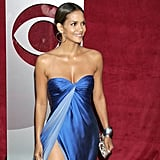 Halle Berry presented an award at the 2005 show.