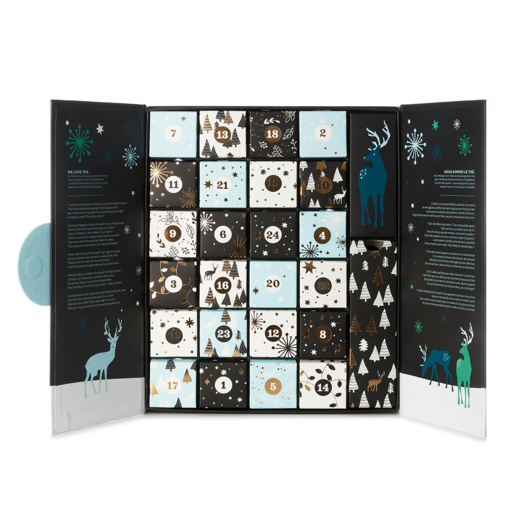 david u0026 39 s tea advent calendars 2018