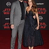 Joe Manganiello and Sofia Vergara Attended the Premiere of Star Wars: The Last Jedi