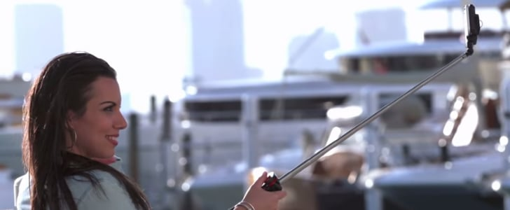 The World's First Automated Selfie Stick is the Best Ever