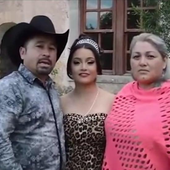 Rubi's Viral Quinceanera Invitation Video