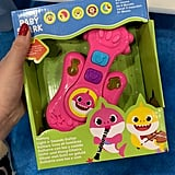 WowWee Pinkfong Baby Shark Official Silly Sing-Along Microphone