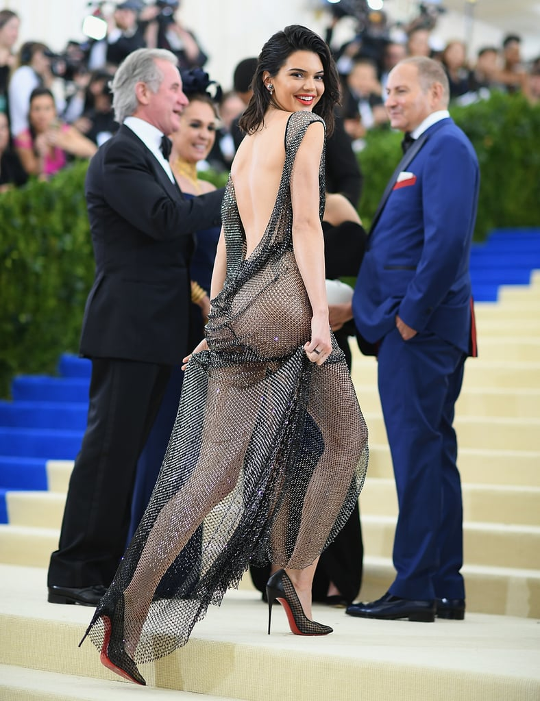 Kendall Jenner Wore This La Perla Dress to the Met Gala