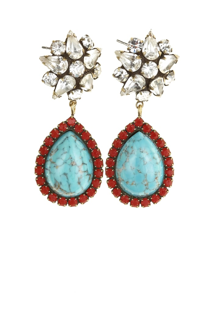 Calypso Loves Dannijo Adriana Earrings ($375)