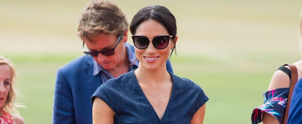 Meghan Markle Brands at Fashion Week Spring 2019