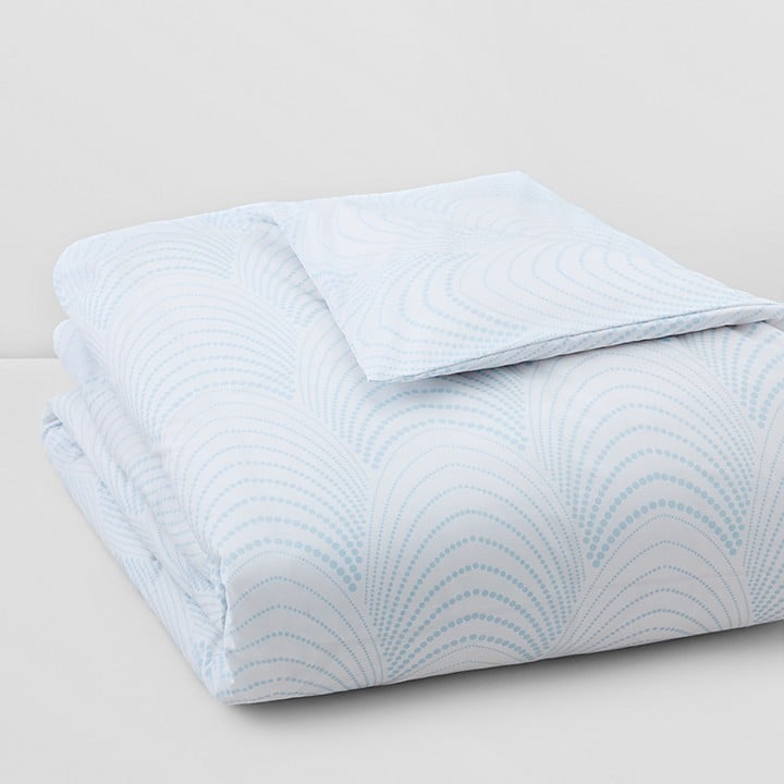 Scale Duvet Cover ($330 for Queen)