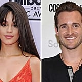 Camila Cabello and Matthew Hussey