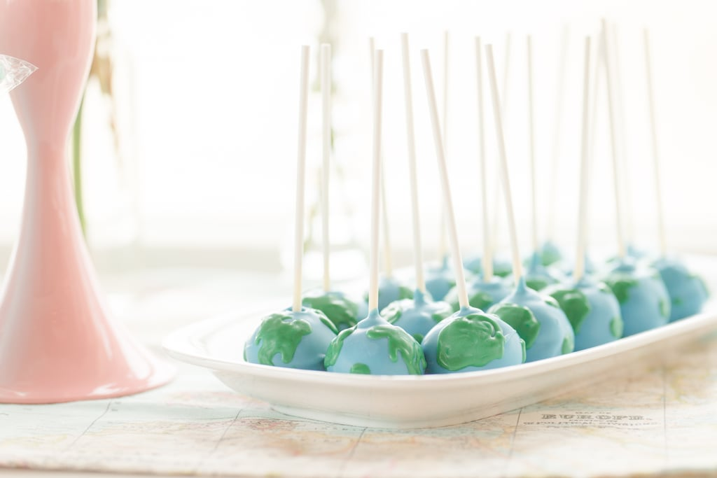 Cute and Colorful Cake Pops