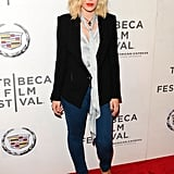Natasha Bedingfield made an appearance at the premiere of Your Sister's Sister during the 2012 Tribeca Film Festival.