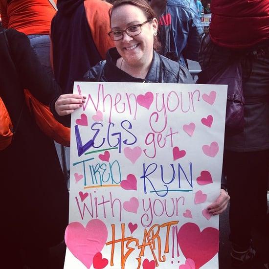 Marathon Poster Ideas