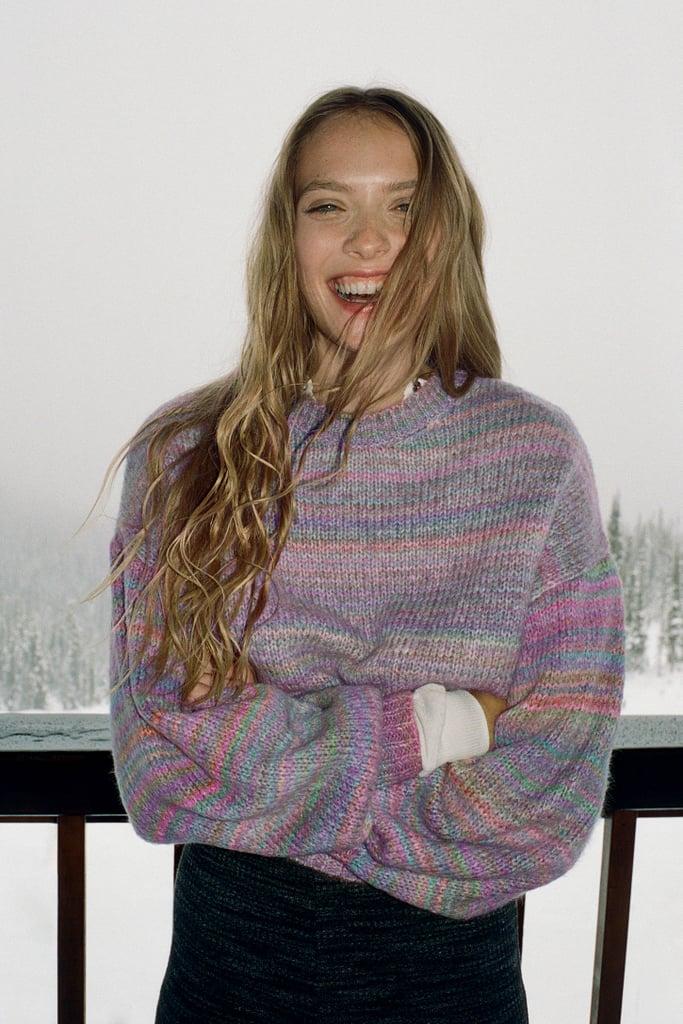 UO Agatha Balloon Sleeve Sweater
