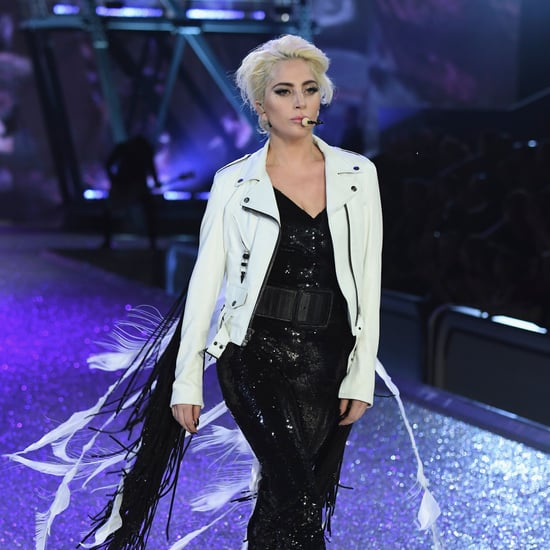 Lady Gaga's Jacket at 2016 Victoria's Secret Fashion
