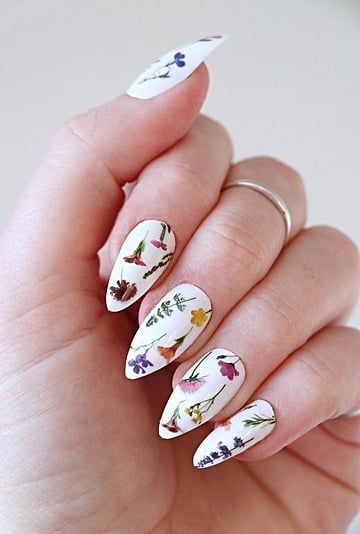 15 Cute Nail Decals