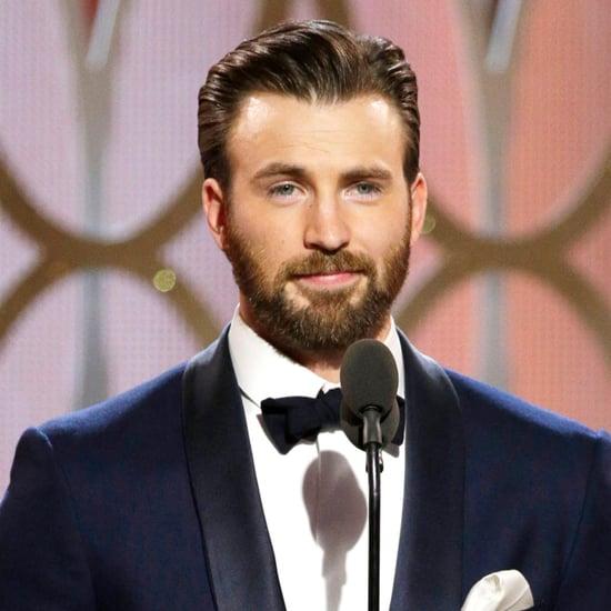 Hot Guys at the Golden Globe Awards 2016