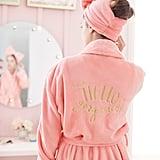 Benefit Gorgeous Plush Robe and Hair Wrap